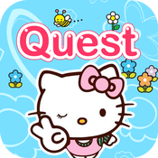 Hello Kitty Quest - fun and additive free games