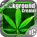 iCreate – Weed! UNLIMITED Backgrounds-Shelves-App Frames
