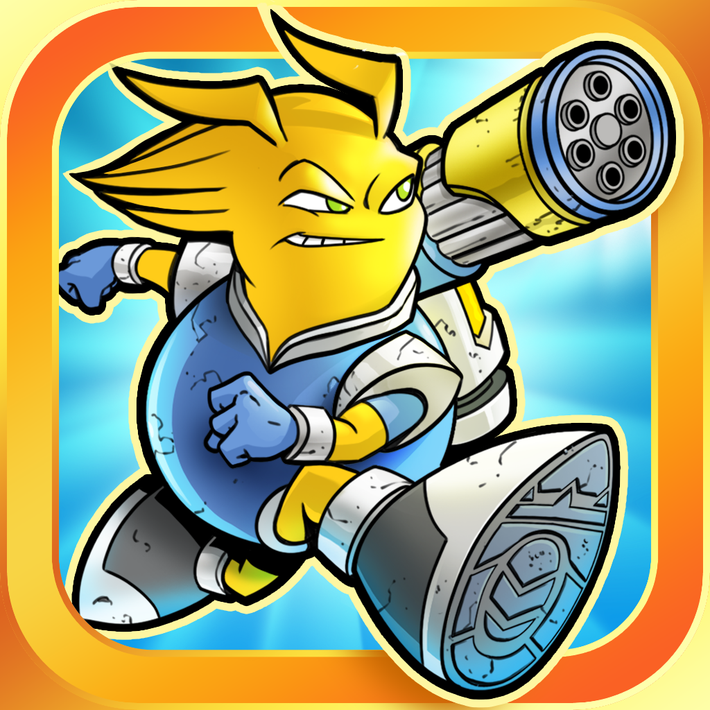 Rocket Runner iOS